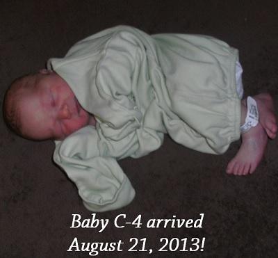 Baby C-4
