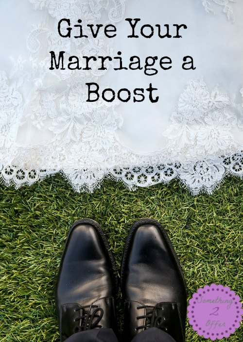 Give Your Marriage a Boost