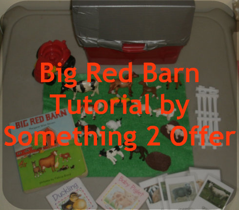 Big Red Barn Tutorial