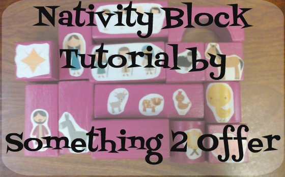 nativity block tutorial