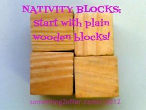 nativity blocks from Something 2 Offer