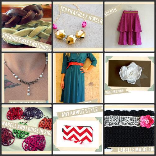 peacoats and plaid fashion week 2012 giveaway