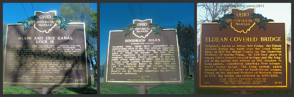 local historical markers