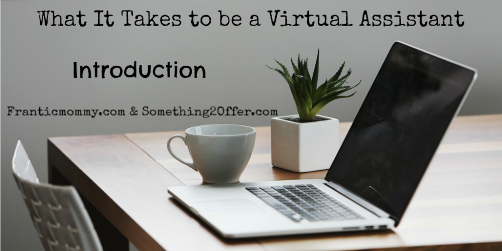 What It Takes to be a Virtual Assistant introduction