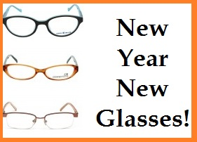new year new glasses