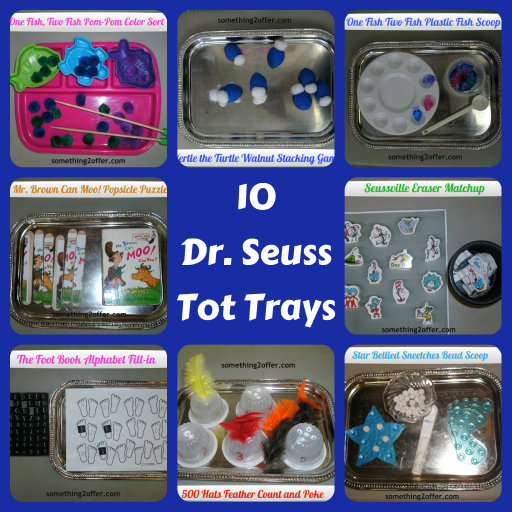 Lots of fun Dr Seuss activities for kids {weekend links} from HowToHomeschoolMyChild.com