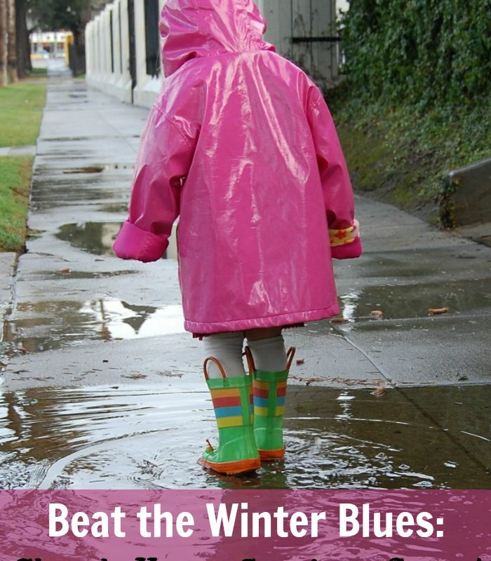 Ways to Beat the Winter Blues: Check your Spring Gear!