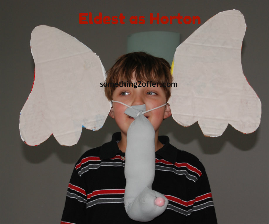 Horton Costume