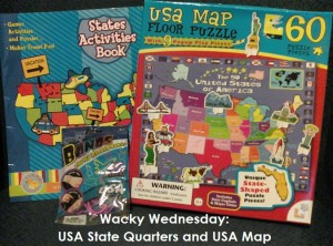 wacky wednesday state quarters