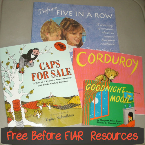 Free Before Five in a Row resources