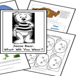 jesse_bear_lapbook_complete