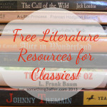 Free Literature Resources