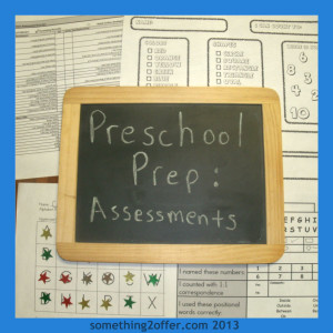 preschool prep assessment