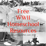 Free WW2 Resources