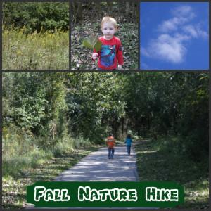Fall Nature Hike