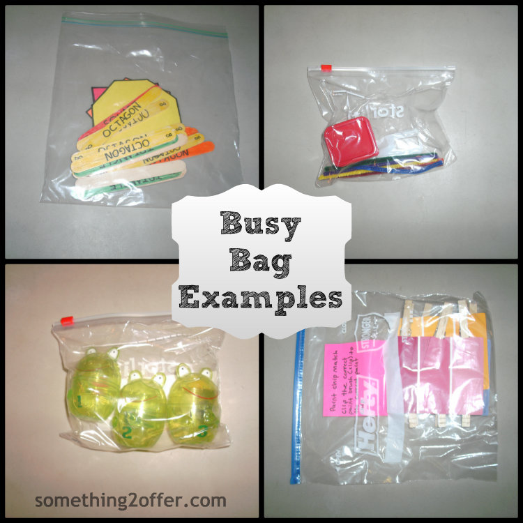 busy bag examples