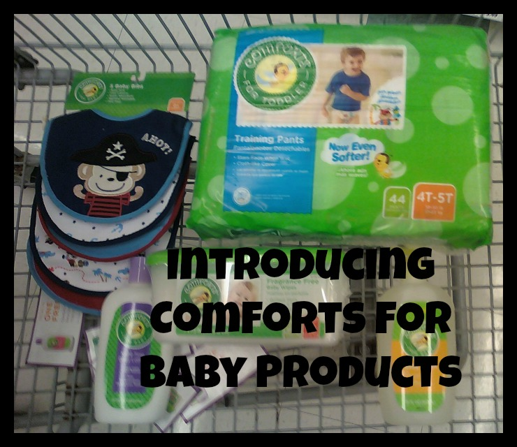 comforts for baby products