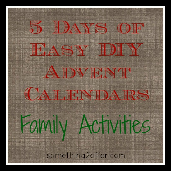 5 days DIY family