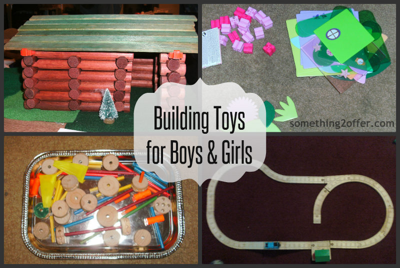 building toys Collage