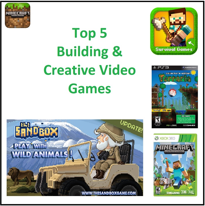 building video games