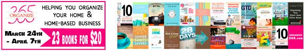 All Organized Ebook Bundle