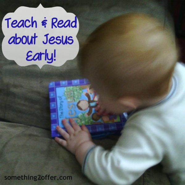teach about Jesus