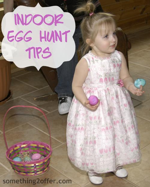 Indoor Easter Egg Hunt