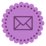 email purple
