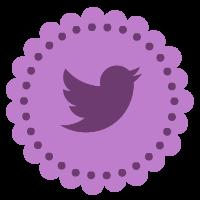 twitter purple