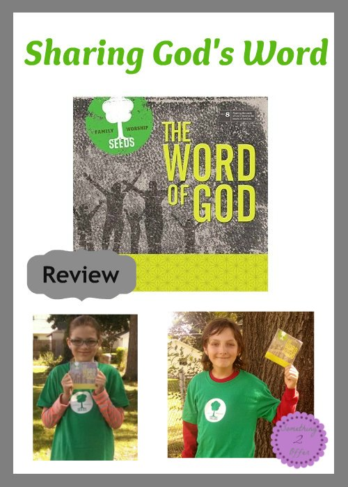 Seeds Family Worship latest album The Word of God