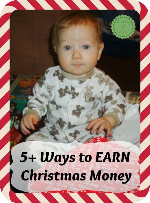 Earn Christmas Money