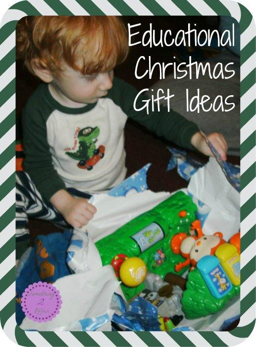 Educational Christmas Gift Ideas