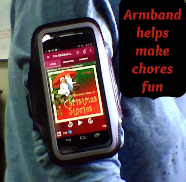 armband Christmas stories