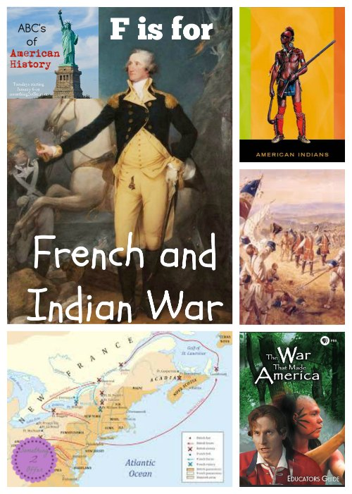 French and Indian War Collage