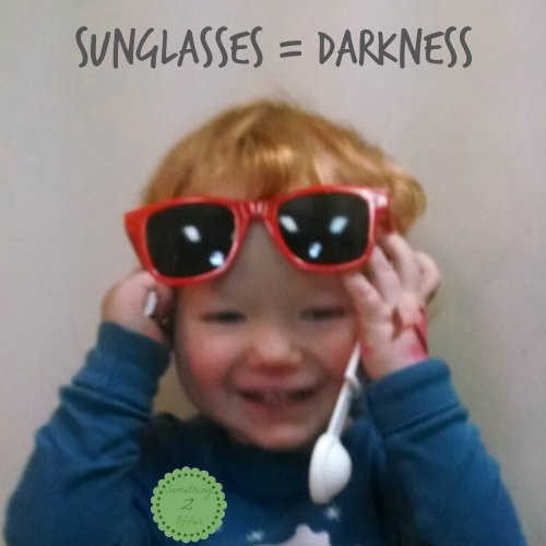 sunglasses darkness 10 plagues