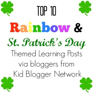 top 10 rainbow st patricks day post