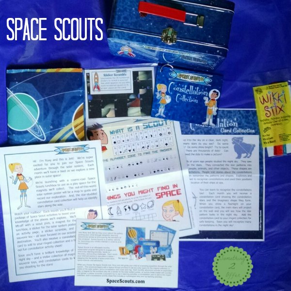 Space Scouts Box