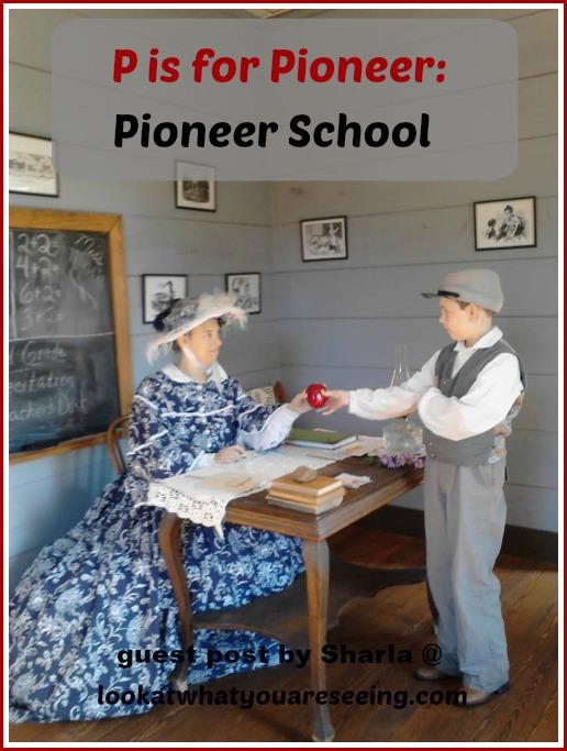 P is for Pioneer School