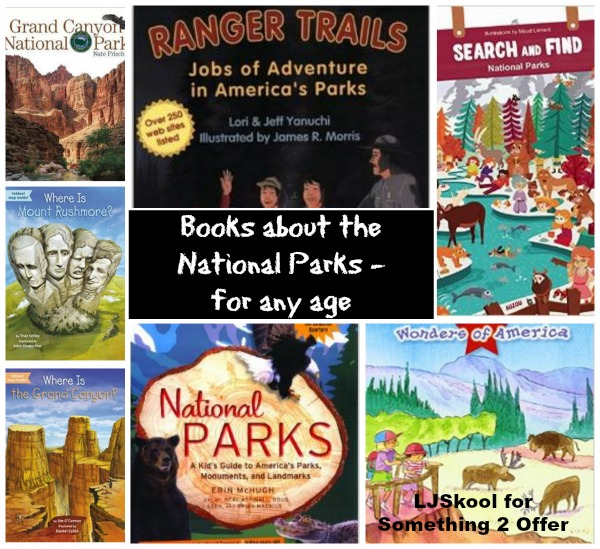 books about national parks