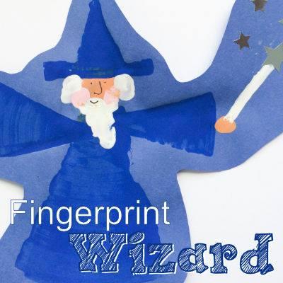 fingerpaint wizard