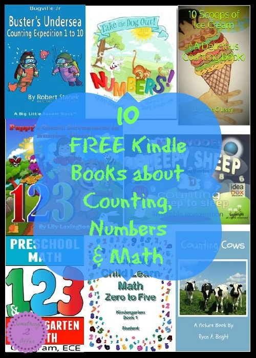 free kindle number and counting books