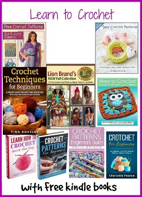 Crochet Books for Beginners, Intermediate and Pro Crocheters
