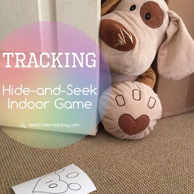 hide and seek indoor game
