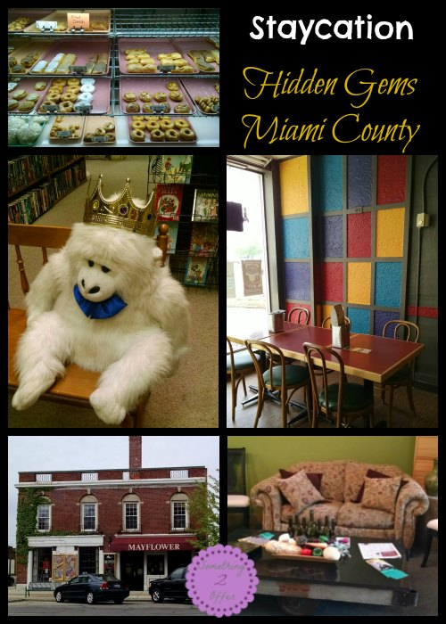 Staycation Hidden Gems Miami County