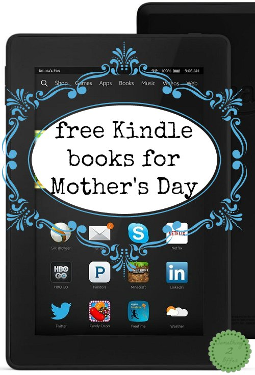 free kindle books for mothers day