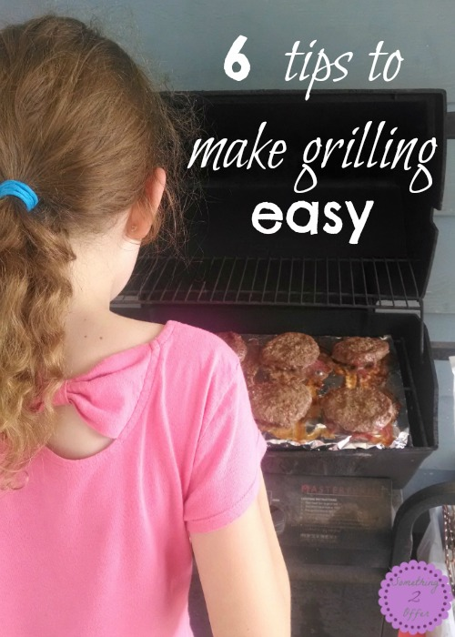 tips to make grilling easy