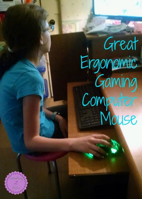 Great Ergonomic Gaming Computer Mouse