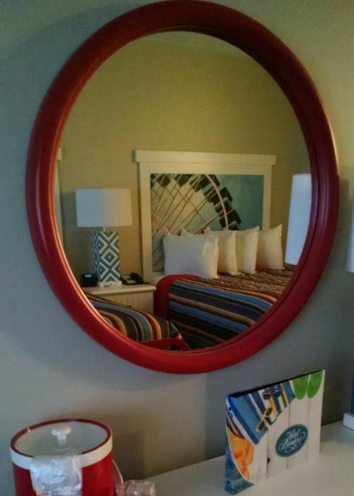Hotel Breakers Room Mirror