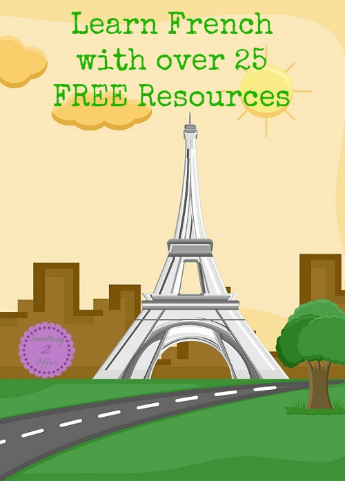 Learn French with free resources