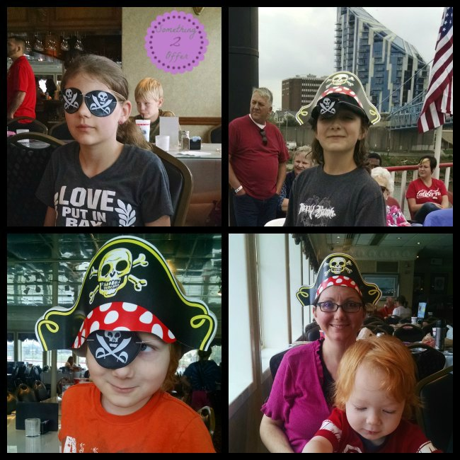 BB Riverboats hats